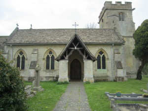 St Mary and Corpus Christi, Down Hatherley